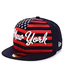 New Era New York Mets Retro Big Flag 59FIFTY Cap
