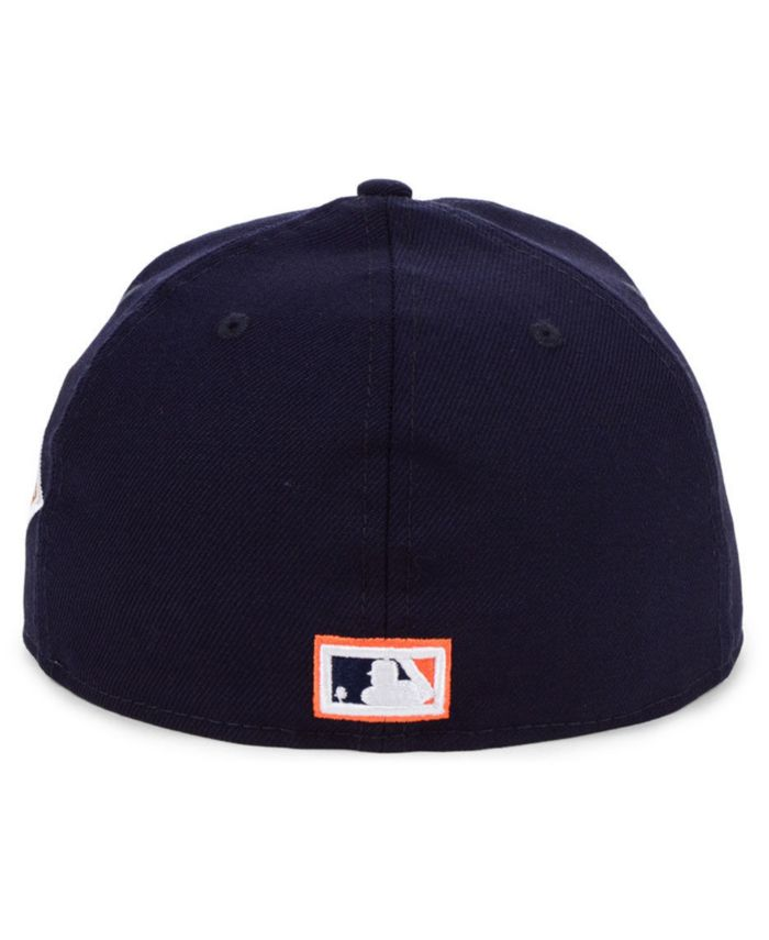 New Era Detroit Tigers World Series Patch 59FIFTY Fitted Cap & Reviews - Sports Fan Shop By Lids - Men - Macy's