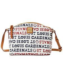 Dooney & Bourke St. Louis Cardinals Suki Crossbody Purse