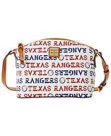 Dooney & Bourke Texas Rangers Suki Crossbody Purse