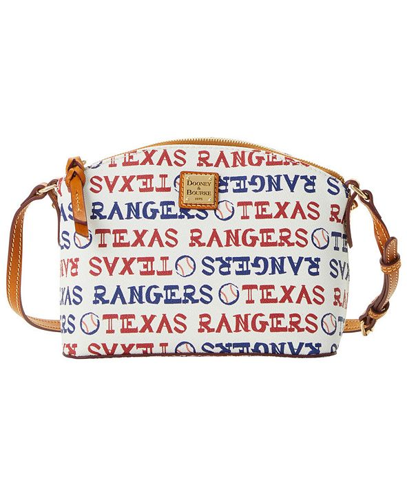 Dooney & Bourke Texas Rangers Suki Crossbody Purse