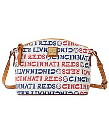 Dooney & Bourke Cincinnati Reds Suki Crossbody Purse