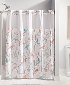 Scandiary Shower Curtain