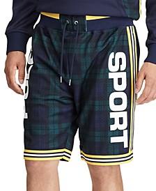 Polo Ralph Lauren Men's Performance Mesh Athletic Shorts