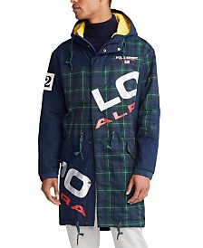 Polo Ralph Lauren Men's Mashup Polo Sport Marsh-Lined Jacket