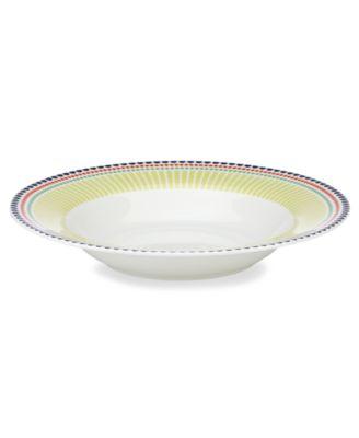 Dinnerware, Hopscotch Drive Pasta Bowl