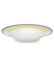 kate spade new york Dinnerware, Hopscotch Drive Pasta Bowl