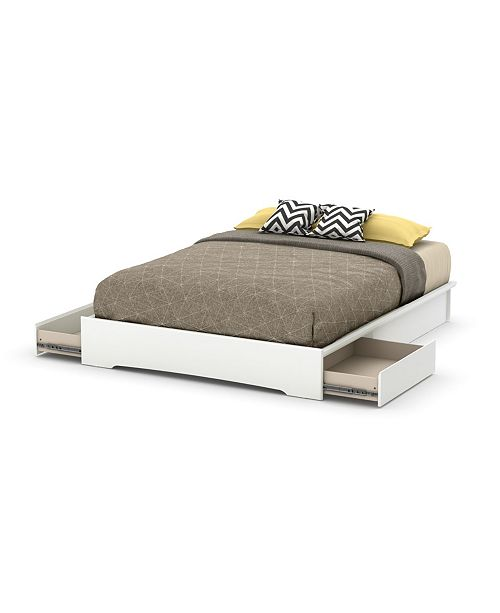 South Shore Basic Bed, Queen