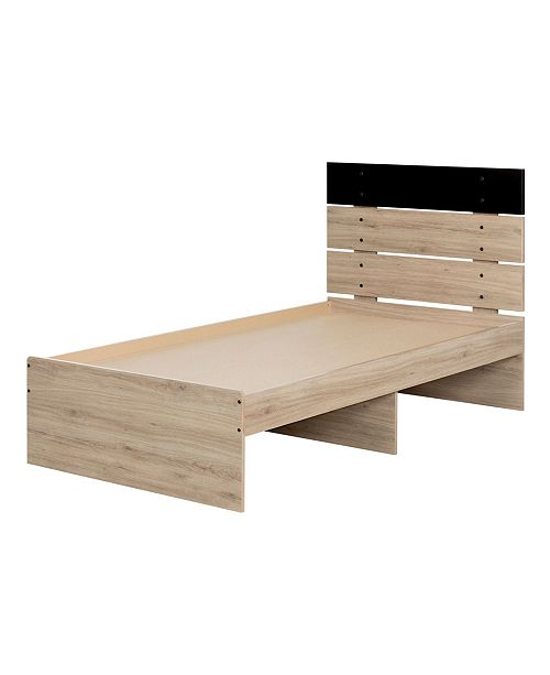 South Shore Induzy Bed, Twin