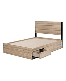 Induzy Bed, Full