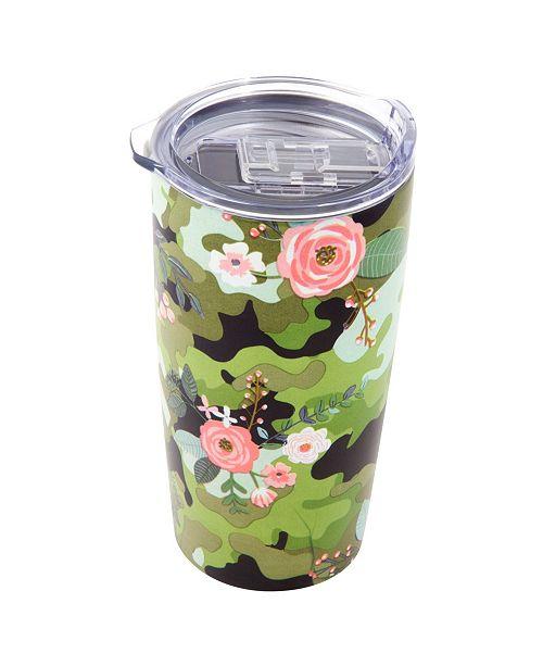 Karma Gifts Travel Mug, Camo