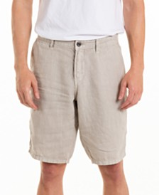 "Original Paperbacks Men's Palm Beach 11"" Linen Chino Short"