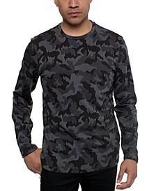Men's Camouflage Sweatshirt
