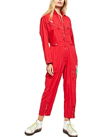Lena Flight Jumpsuit