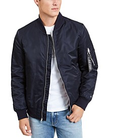 Men's Bomber Flight Jacket