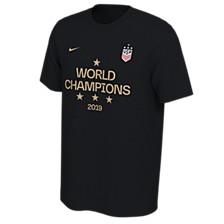 Men's USA National Team Women's World Cup Champs T-Shirt