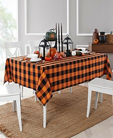 Elrene Farmhouse Living Fall Buffalo Check Collection