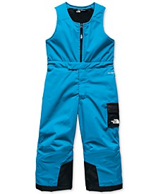 Toddler Boys Insulated Snowbib