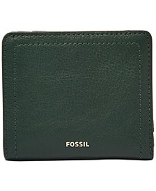 Logan Small Leather Bifold Wallet