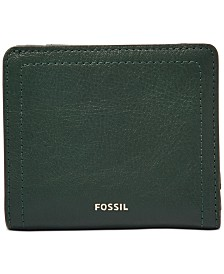 Fossil Logan Small Leather Bifold Wallet