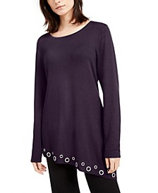 INC Grommet-Hem Top, Created for Macy's
