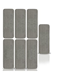 "Comfort Collection Stair Tread Pack of 7, 9"" x 26"""