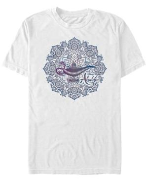 Live Action Genie Lamp Mandala Short Sleeve T-Shirt