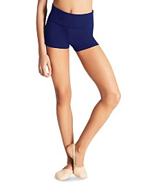 Capezio Fold-Over Boyshort