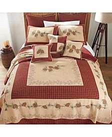 Pine Lodge Cotton Quilt Collection