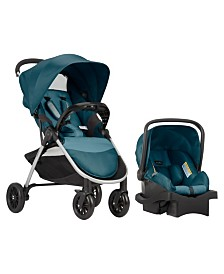 Evenflo Folio Travel System with Litemax Infant Car Seat