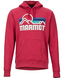 Marmot Men's Coastal Graphic Hoodie