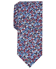 Men's Dandy Skinny Floral Tie, Created for Macy's