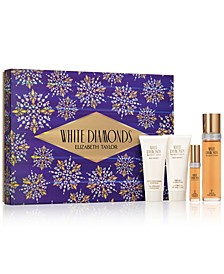 4-Pc. White Diamonds Gift Set