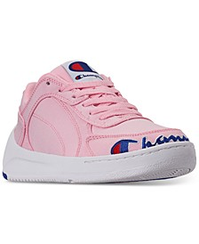 Women's Super C Court Low Athletic Sneakers from Finish Line