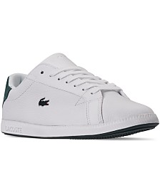 Lacoste Women's Graduate Casual Sneakers from Finish Line