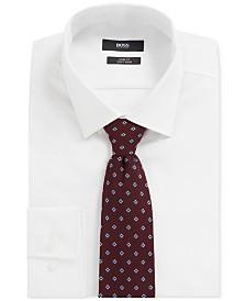BOSS Men's Jacquard Pattern Tie