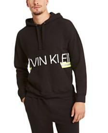 Calvin Klein Men's Neon Hoodie