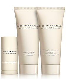 Donna Karan 3-Pc. Cashmere Mist Travel Set