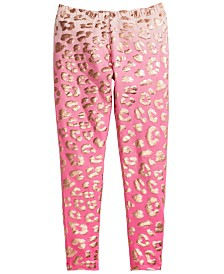 Epic Threads Big Girls Cheetah-Print Leggings, Created for Macy's