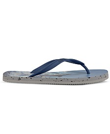Guy Harvey Men's Cayman Marlin Jump Flip-Flop Sandal