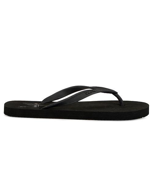 Guy Harvey Men's Charter Flip-Flop Sandal