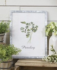 "VIP Home International Metal ""Parsley"" Frame"