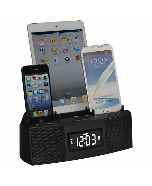 Dok 3 Port Smart Phone Charger With