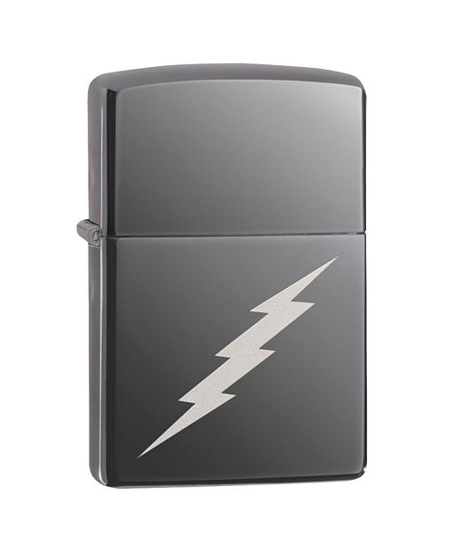 Sportsman's Supply Zippo Lightning Bolt Design Lighter