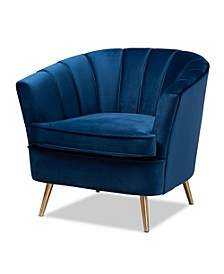 Emeline Accent Chair, Quick Ship