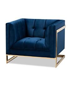 Ambra Arm Chair, Quick Ship