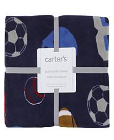 All Star Sports Fleece Toddler Blanket