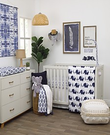 Nojo Indigo Hues Nursery Collection