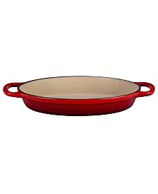 "Le Creuset 9.5"" Cast Iron Oval Baker"