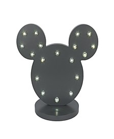 Mickey Mouse Marquee Light